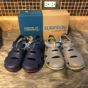 Stride Rite Surprize Boy's Sandals